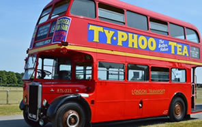 Discounted Rates For London Bus Hire in Nottingham